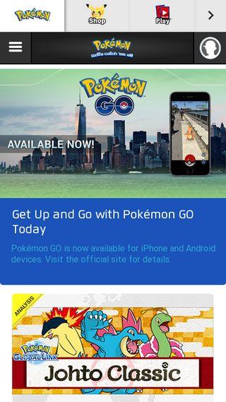Mobile preview of legendarypkmn.net