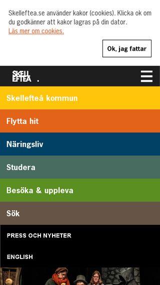 Mobile preview of lanskulturdagar.se