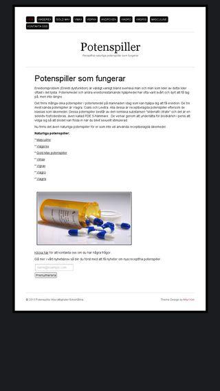 Mobile preview of potenspiller.n.nu