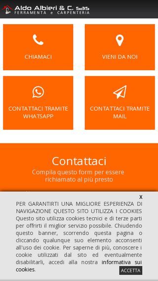 Mobile preview of prontointerventofabbromilano.net
