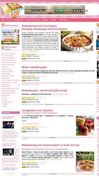 Mobile preview of storaordlistan.se