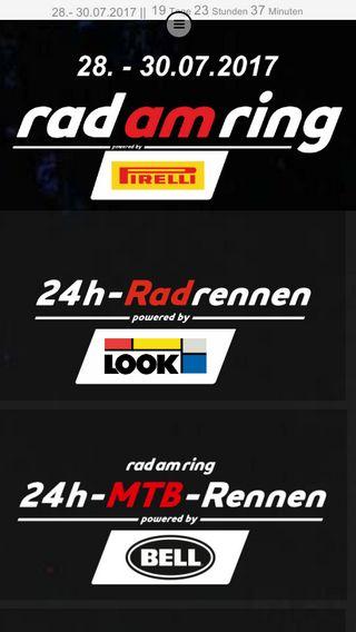 Mobile preview of radamring.de