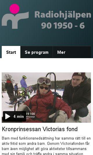 Mobile preview of radiohjalpen.se