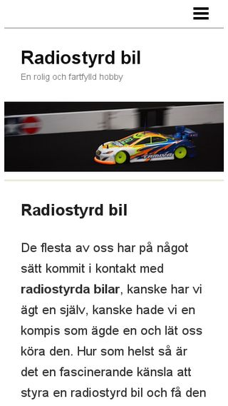 Mobile preview of radiostyrdbil.n.nu