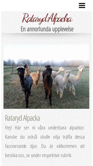 Mobile preview of ratarydalpacka.n.nu