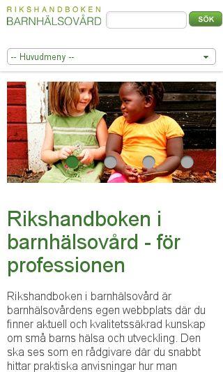 Mobile preview of rikshandboken-bhv.se