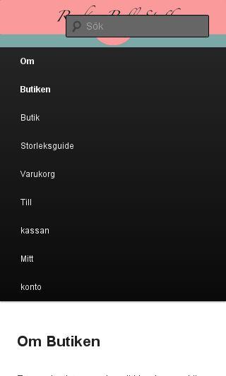 Mobile preview of rocknrollstuff.se