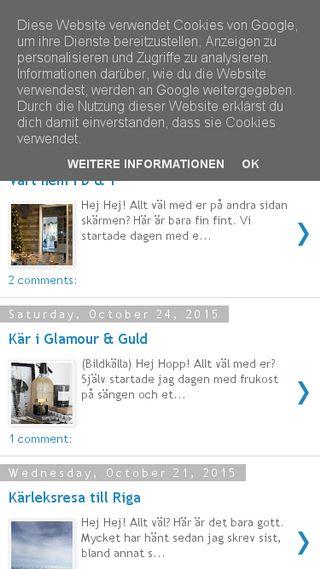 Mobile preview of romantiskahem.blogspot.com