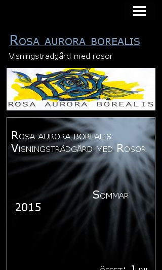 Mobile preview of rosaauroraborealis.se