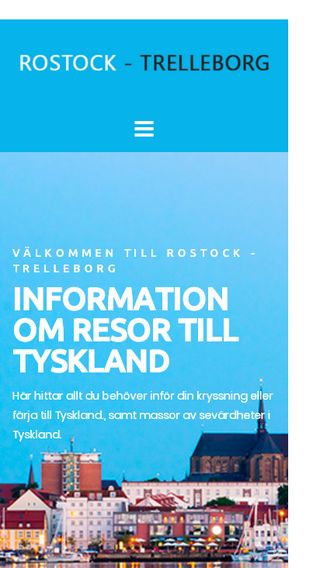 Mobile preview of rostocktrelleborg.se