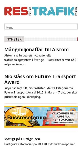 Mobile preview of rt-forum.se