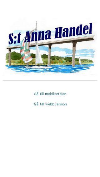 Mobile preview of sahandel.se