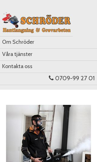 Mobile preview of saneringkristianstad.se