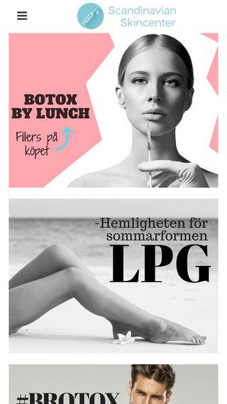 Mobile preview of fillersklubben.se