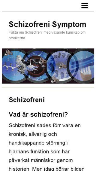 Mobile preview of schizofreni.n.nu