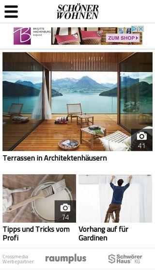 Mobile preview of schoener-wohnen.de