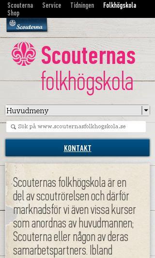 Mobile preview of sollentunasodra.se
