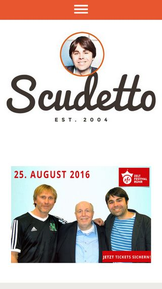 Mobile preview of scudettoblog.de