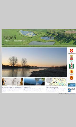 Mobile preview of segea.se