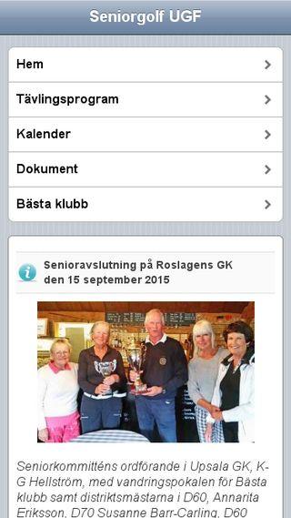 Mobile preview of seniorgolfugf.se