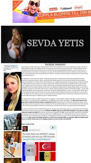 Mobile preview of sevda.se
