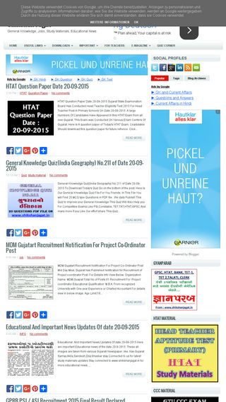 Mobile preview of gujaratojas.com