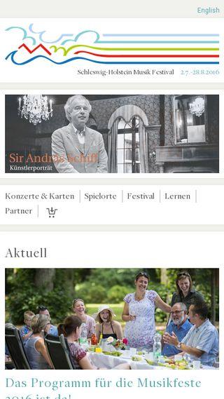 Mobile preview of susammelsurium.com