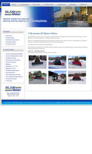 Mobile preview of siljummekan.se