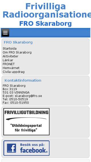 Mobile preview of skaraborg.fro.se