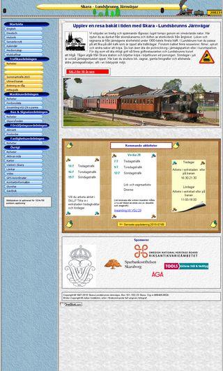Mobile preview of sklj.se