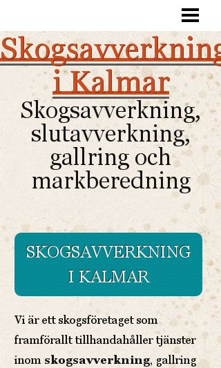 Mobile preview of skogsavverkning-kalmar.se