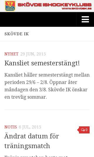 Mobile preview of skovdeik.se