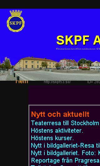 Mobile preview of skpf53.se