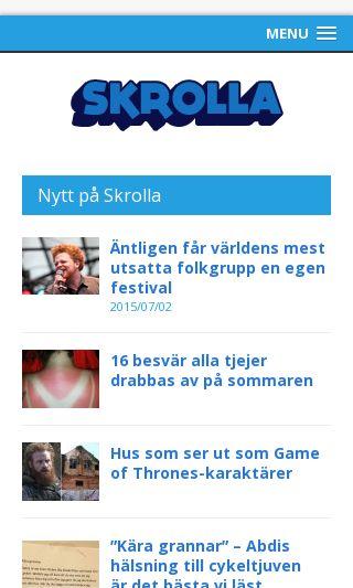 Mobile preview of frisörörnsköldsvik.se