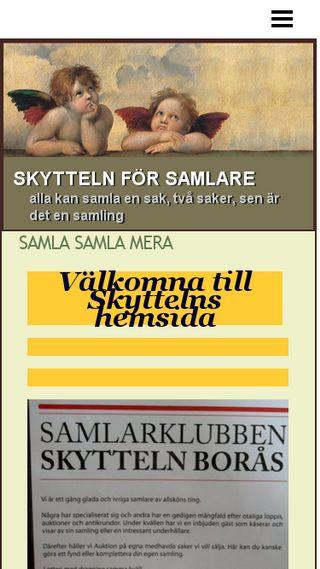 Mobile preview of skytteln.n.nu