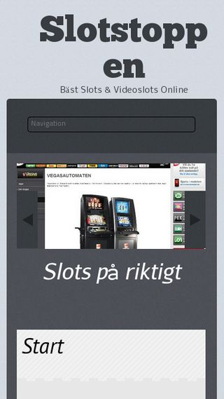 Mobile preview of slotstoppen.se