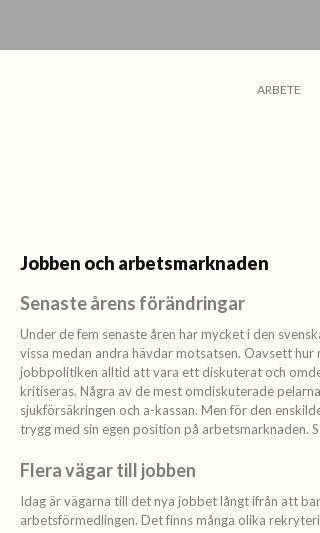Mobile preview of slutstadium.se