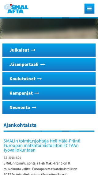 Mobile preview of smal.fi