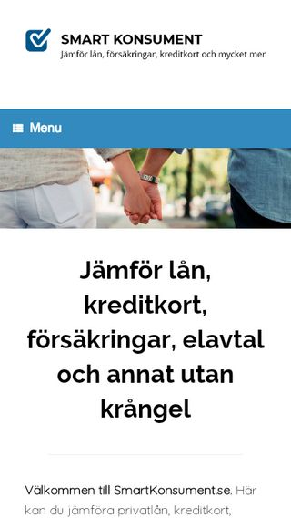 Mobile preview of smartkonsument.se
