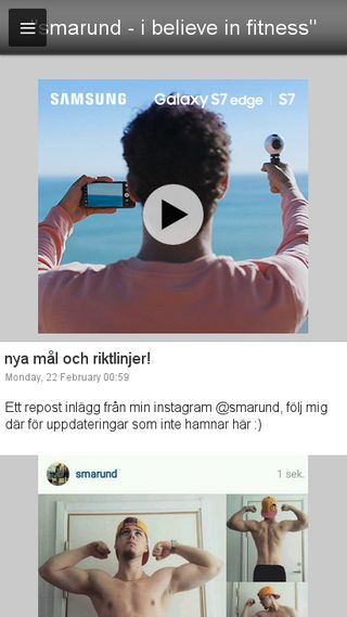 Mobile preview of smarund.blogg.se