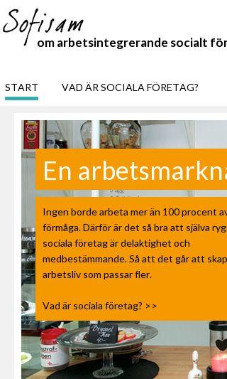 Mobile preview of socialinkluderingblekinge.se