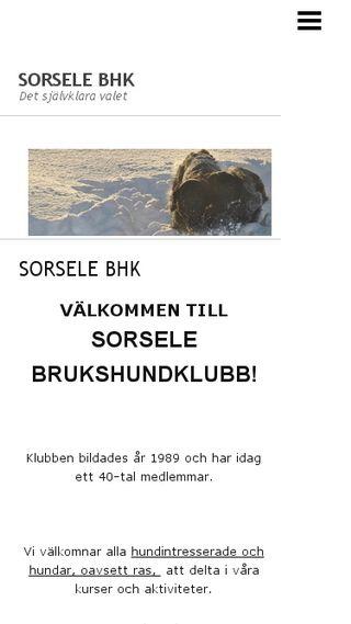 Mobile preview of sorselebhk.n.nu