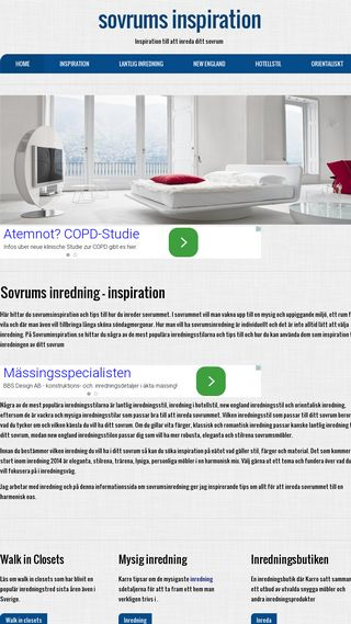Mobile preview of sovruminspiration.se