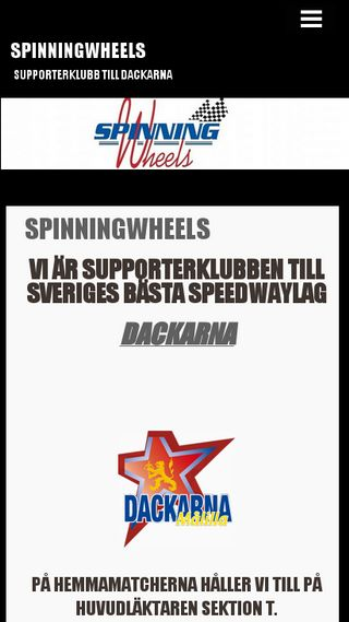 Mobile preview of spinningwheelsmalilla.n.nu