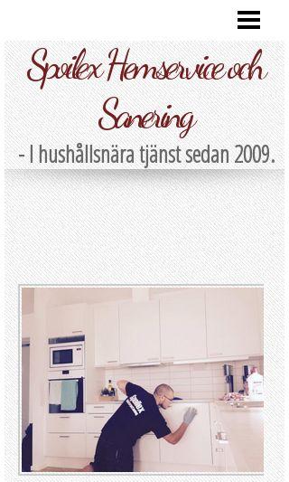Mobile preview of spoilex.se