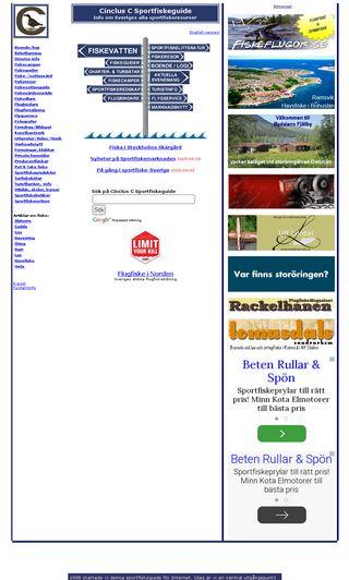 Mobile preview of cinclusc.com