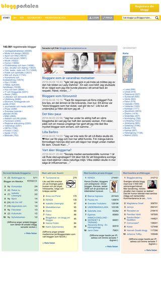 Mobile preview of sportstyler.bloggportalen.se