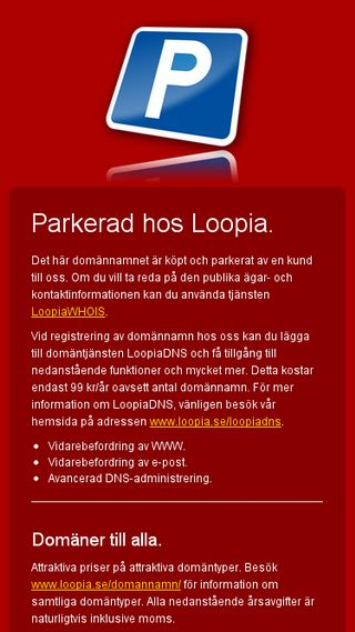Mobile preview of sportzonen.se