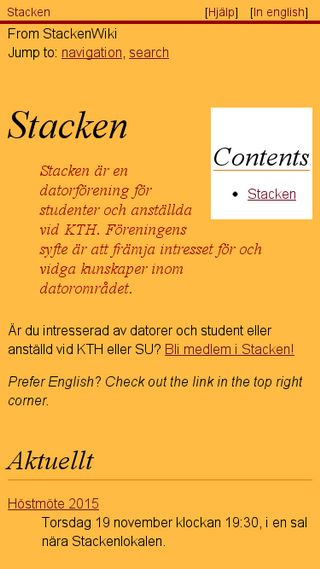 Mobile preview of stacken.kth.se