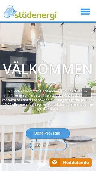 Mobile preview of stadenergi.se